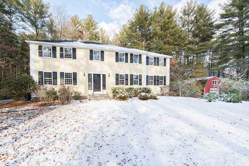 32 Bay State Road Listed by Diana and Avery Chaplin