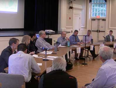 Weston MA Planning Board Information and Videos